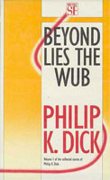 Philip K. Dick The Indefatigable Frog cover