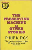 Philip K. Dick If There Were No Benny Cemoli cover