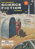 Philip K. Dick The Unreconstructed M cover