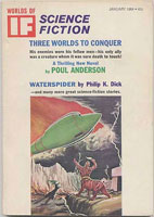 Philip K. Dick Waterspider cover