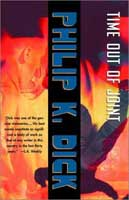 Philip K. Dick Time Out of Joint cover