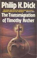 Philip K. Dick The Transmigration of Timothy Archer cover