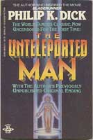 Philip K. Dick The Unteleported Man cover