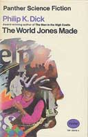 Philip K. Dick The World Jones Made cover