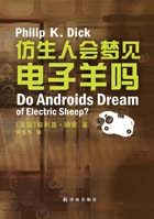 Philip K. Dick Do Androids Dream <br>of Electric Sheep? cover