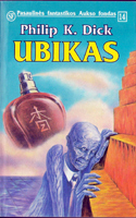 Philip K. Dick Ubik cover UBIKAS