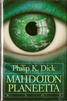 Philip K. Dick The Impossible Planet cover