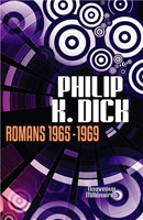 Philip K. Dick Collected Novels cover