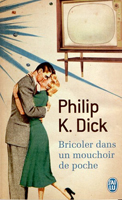 Philip K. Dick Puttering About in a Small Land cover