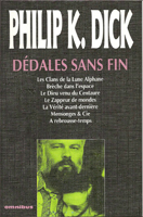 Philip K. Dick Dédales sans fin cover