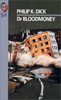 Philip K. Dick Dr Bloodmoney cover DR BLOODMONEY