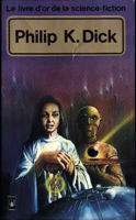 Philip K. Dick The Golden Book of Science Fiction. Philip K. Dick cover