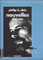 Philip K. Dick The Collected Stories cover