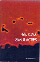 Philip K. Dick The Simulacra cover SIMULACRES