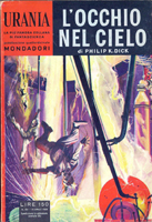 Philip K. Dick Eye in the Sky cover L'OCCHIO NEL CIELO