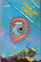 Philip K. Dick The Best of PKD cover