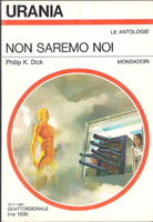 Philip K. Dick The Golden Man cover
