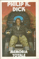 Philip K. Dick Total Recall cover