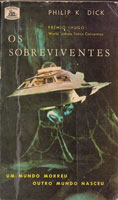 Philip K. Dick Dr Bloodmoney cover Os Sobreviventes