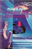 Philip K. Dick The Simulacra cover O TEMPOS DOS SIMULACROS