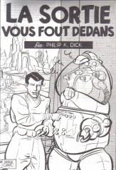 """Suplément au magazine OPZone, No 7, Avril 1980 """"La sortie vous fout dedans"""""""