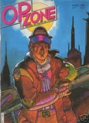 """OPZone, No 7, Avril 1980 """"La sortie vous fout dedans"""""""