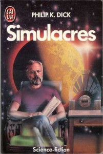 Simulacres J'AI LU 1985 philip k dick