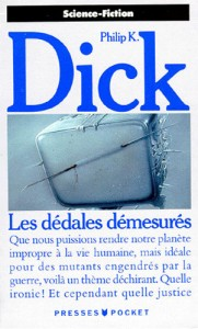dedales demesures Pocket 1997 philip k dick