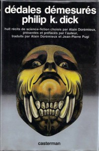 dedales demesures casterman 1982 philip k dick