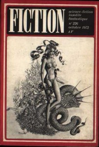 fiction No 226, octobre 1972, Progéniture philip k dick