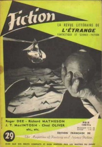 Fiction No 29, avril 1956, Le père truqué philip k dick