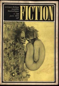 Fiction No 198, juin 1970,La fourmi lectrique philip k dick