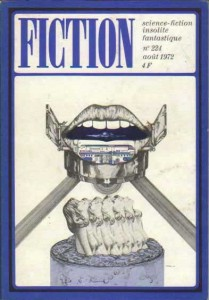 fiction No 224, août 1972, le constructeur philip k dick