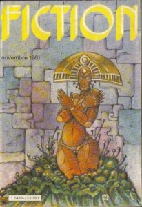 fiction No 323, novembre 1981, Le retour des explorateurs philip k dick