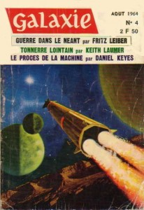 "Galaxie No 4, août 1964, ""L'imposteur"" philip k dick"