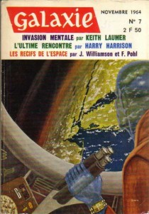 "Galaxie No 7, novembre 1964, ""Quelle chance d'être un Blobel!"" philip k dick"