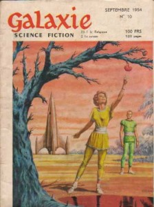 "Galaxie No 10, septembre 1954, ""Colonie"", philip k dick"