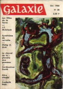 "Galaxie No 30, octobre 1966, ""Syndrome de retraite"" philip k dick"