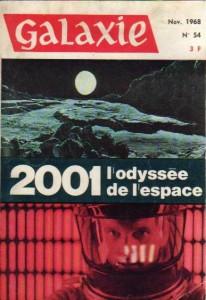 """Galaxie No 54 novembre 1968, """"Les convertisseurs d'armes"""" (1ère partie) philip k dick"""