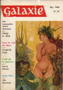 """Galaxie No 55 décembre 1968, """"Les convertisseurs d'armes"""" (2ème partie) philip k dick"""
