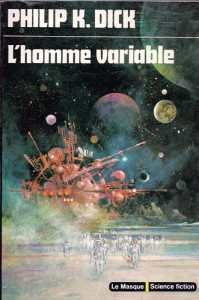 homme variable librairie des champs elysees 1975 philip k dick