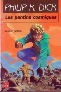les pantins cosmiques poche livre de poche1991 philip k dick