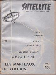 Les Marteaux de Vulcain, Satellite1959
