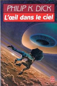 oeil dans le ciel livre de poche 1988 phlip k dick