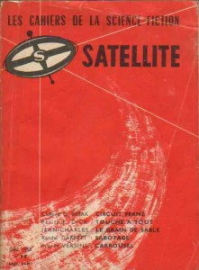 Satellite No 12, décembre 1958, philip k dick
