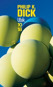 ubik UGE 10/18 2013 philip k dick