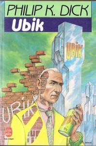 ubik livre de poche 1989 philip k dick