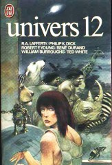 """Univers 12, J'AI LU, no 815, 1978, """"La machine à sauver la musique"""" philip k dick"""