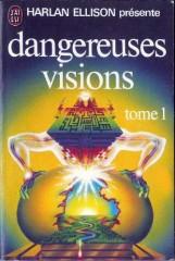 """Dangereuses Visions J'AI LU 1975. """"La foi de nos pères"""" philip k dick"""