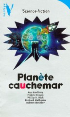 """Planète Cauchemar Dirigé par Denis Guiot Hachette 1997, Contient """"le Père truqué"""""""